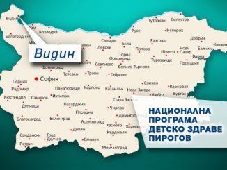 Национална програма детско здраве Пирогов, Видин
