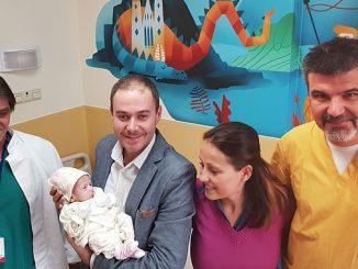 Две новородени бяха спасени от екипа на д-р Цветко Георгиев.